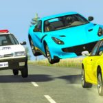 CRAZY TRAFFIC CRASHES 8 – BeamNG Drive CRASHdriven