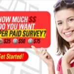 Earn 10 Per day Free Paypal Cash Earn 0.50 to 10 Per Survey 100 genuine site