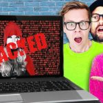 Game Master Network is Hacked Which Youtuber stole our Website?