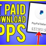 Get Paid PayPal Money to Download Apps – So EASY