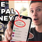 How to Get FREE PayPal Money (1,000+ in 3 Minutes of Work)