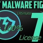 IObit Malware Fighter 7 PRO License Key 100 2019 ✔
