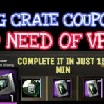 NEW TRICK TO GET CRATE COUPON NO VPN NEEDED
