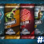 OPENING AS MANY PACKS AS POSSIBLE Jurassic World – The Game – Ep413 HD