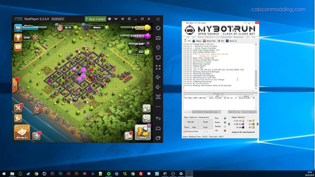 clash of clans pc game download free