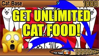 The Battle Cats Hack - Unlimited Free Cat Foods Cheats