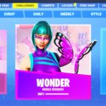 YOU CAN GET THE WONDER SKIN FREE In Fortnite Right Now (FREE ITEMS)