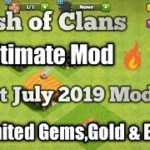 Clash of Clans Hack Version Free Download 🔥(Unlimited Gems Resources) 100 Working Mod 🔥 2019