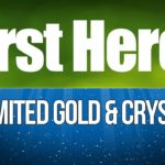 First Hero Glitch – Unlimited Gold Crystals AndroidiOS