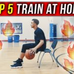 How to: Train for Basketball at Home TOP 5 Drills You Can Do Alone
