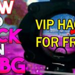 How To Get VIP Hack PUBG Mobile on pc for free game loop.