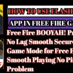 How to use flash dog app in free fire game 2019