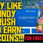 Play Like Candy Crush Earn Bitcoins for FREE