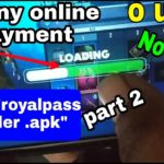 Pubg mobile hack royalpass without uc, no online payment methods