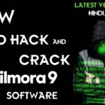 How to HackCrack Filmora 9 filmora 9 Latest Version Crack Filmora lifetime activation 2019