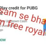 New Trick To Get Free Season 9 Royale Pass PUBG Mobile Purchasing Royale Pass Season 9