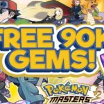 Pokemon Masters Hack 😱 Pokemon Masters Free Gems 🆕 Hack Pokemon Master
