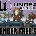 Unreal Engine Free Stuff For September 2019