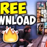 GTA 5 FREE DOWNLOAD ✅ PC PS4 XBOX 🔥 Grand Theft Auto 5 Free Key Code