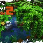 Lets Play SEASON 2 – Episode 08 – Landscaping and Resource Gathering