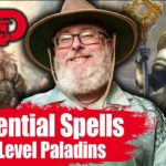 5 Best DD Paladin Spells for Tier 1