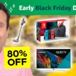 Best EARLY Amazon Black Friday 2019 Deals