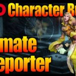 DD Character Builds: Ultimate Teleporter