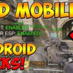 How To Hack COD Mobile ANDROIDIOSPC AIMBOT + PLAYER ESP