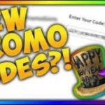 NEW PROMOCODES for ROBLOX in NOV2019 (ENTER THIS CODE FOR FREE ITEMS IN ROBLOX)