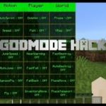 New GODMODE Mcpe hack for BlockLuncher Download Free Now AbisGamer