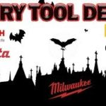 SCARY TOOL DEALS (Halloween 2019) Limited Time Only