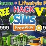 The Sims FreePlay Hack ⇨ Unlimited Simoleons Lifestyle Points 💰💯 Android iOS