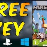 How to get Minecraft FREE Key✅PC XBOX PS4✅Minecraft FREE Download