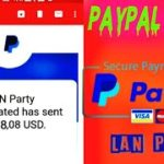 PAYPAL HACK EARN 10,00 ONLINE EVERY DAY LAN PARTY HACK