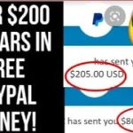 PayPal hack how to earn 200 dollars in PayPal money over and over vova hack new tools