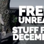 UNREAL FREE STUFF FOR DECEMBER