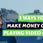 How To Make Money Playing Video Games (Easy)