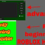 How hack roblox and How to use tomty gaming executor For Beginners 2020
