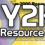Microsoft Y2K Resource CD (1999) – Time Travel