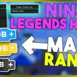 NINJA LEGENDS HACK – AUTO-FARM + INFINITE JUMPS GET MAX RANK FAST ROBLOX