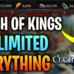 Clash of Kings Hack 🤴 Clash of Kings MOD APK Download 2020 Unlimited Free Gold Android iOS