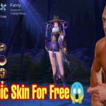 HOW TO GET FANNY EPIC SKIN SKYLARK FREEMOBILE LEGENDS SCRIPT,Apk