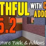 How to get Faithful CTM Textures in Minecraft 1.15.2 – download install Faithful 1.15.2 CTM addons