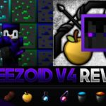 MeeZoid V4 Revamp MCPE PvP Texture Pack (FPS Friendly)