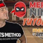 Merch Ninja Tutorial 🔥 Amazon Merch Research Tools (US, DE, UK)