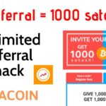 NEW FREE BITCOIN EARNING APP PITACOIN REFERRAL HACK