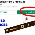 Shadow fight 2 Mod Free on Mobile: Download and Install Mod Unlimited MoneyCoinsGemsAd-free ✓✓✓