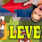 LEVEL 1 In ROYALE AREANA BEST PLAYER IN CLASH ROYALE