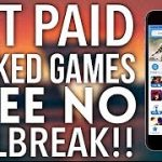 NEW Get Paid Hacked Games Free No JailbreakPc IOS 10-9-8