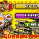 Clash of clans hack Th1 to th11 Unlimited gems and resources